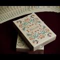 Blossom deck (Spring) Platinum Metallic Ink by Aloy Studios USPS