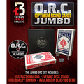 O.R.C.(Optimum Rising Card) Jumbo Blue by Taiwan Ben - Trick