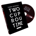 Tommy Wonder's 2 Cup Routine - DVD