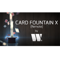 Card Fountain X (Remote) by W - Trick