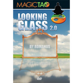 Looking Glass 2.0 (2 Gimmicks included) by Romanos and Magic Tao - DVD