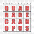 Quadrare Caan Opus by Diamond Jim Tyler - Trick