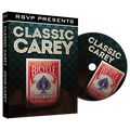 Classic Carey by John Carey and RSVP Magic - DVD