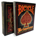 Bicycle Brimstone Deck (Red) by Gambler's Warehouse