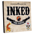Inked (DVD and Gimmicks) by Fred Darevil and Alakazam Magic - DVD
