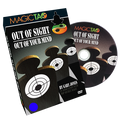 Out of Sight Out Of Your Mind Blue (DVD and Gimmick)by Gary Jones and Magic Tao - DVD