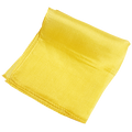 Silk 9 inch (Yellow) Magic by Gosh - Trick