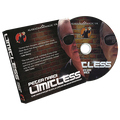 Limitless (Queen of Hearts) DVD and Gimmicks by Peter Nardi - DVD