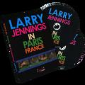 Larry Jennings in Paris, France (2 DVD set) - DVD
