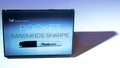 Pocket SansMinds Sharpie (DVD and Gimmick) by SansMinds - DVD