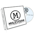 Multitude (DVD & Gimmicks)Blue by Vincent Hedan and System 6 - DVD