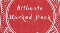 Ultimate Marked Deck (RED Back Bicycle Cards) - Trick