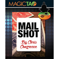 Mail Shot Blue by Chris Congreave and Magic Tao - Trick