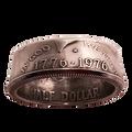 Genuine Half-Dollar Ring(11/20.57 mm)By Diamond Jim Tyler - Trick