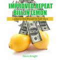 Improved Repeat Bill in Lemon Version 2 by Devin Knight - Book
