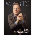 "Magic Magazine ""Ben Seidman"" August 2015 - Book"