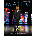 "Magic Magazine ""Mat Franco"" October 2015 - Book"