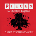 Pieces (Gimmicks and Online Video Instructions) by Christian Engblom - Trick