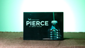 Pierce (DVD only) by Jibrizy Taylor and SansMinds - DVD