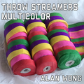 Throw Streamers Multi (30 Head / 10 pk.) by Alan Wong - Trick