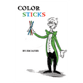 Color Sticks by Jim Jayes - Trick