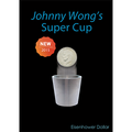 Super Cup (Eisenhower) by Johnny Wong - (1 dvd and 1 cup) Trick