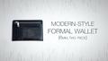 SansMinds Wallet - Suit Up Style 2 piece (Gimmicks and Online Instructions) - Trick