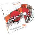 Intro to Sponge Balls by Michael Dardant - DVD
