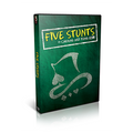 Five Stunts by Chuang Wei Tung - DVD