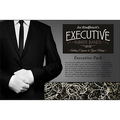 Joe Rindfleisch's Executive Rubber Bands (B&W Combo) by Joe Rindfleisch - Trick