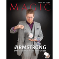 "Magic Magazine ""Jon Armstrong"" February 2016 - Book"