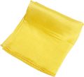 Silk 18 inch (Yellow) Magic by Gosh - Trick