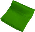 Silk 18 inch (Green) Magic by Gosh - Trick