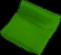 Silk 6 inch (Green) Magic By Gosh - Trick