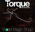 Torque (Gimmick and Online Instructions) by Chris Stevenson and World Magic Shop - DVD