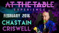 At The Table Live Lecture - Chastain Criswell February 17th 2016 video DOWNLOAD