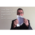 The Empty Multiple Out Envelope by Scott Creasey - Video DOWNLOAD