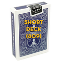 Short Bicycle Mandolin Deck 809 (Blue)