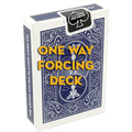 Mandolin Blue One Way Forcing Deck (2s)