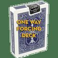 Mandolin Blue One Way Forcing Deck (jc)