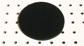 Round Mini Mat (Black) by Ronjo Magic