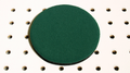 Round Mini Mat (Green) by Ronjo Magic