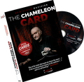 The Chameleon Card (DVD and Gimmicks)  by Dominique Duvivier - Trick