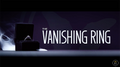 Vanishing Ring Black (Gimmick and Online Instructions) by SansMinds - Trick