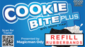 Spare Rubberbands for Cookie Bite Plus (10 pieces) - Trick