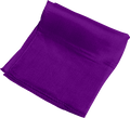 Silk 18 inch (Violet) Magic by Gosh - Trick