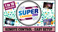 Super Cannon Pro by Aprendemagia (Gimmick and Online Instructions) - Trick