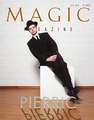 "Magic Magazine ""Pierric"" July 2016 - Book"