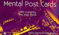 Mental Post Cards by Mystikos Magic & Alan Wong - Trick