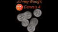 Johnny Wong's Genesis 4 (with DVD) by Johnny Wong - Trick